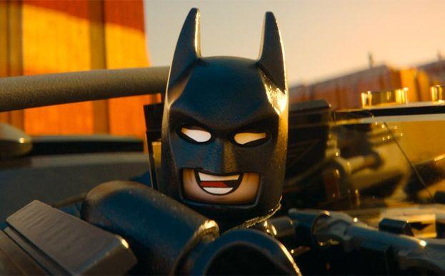 Will Arnett en 'La Lego Película'