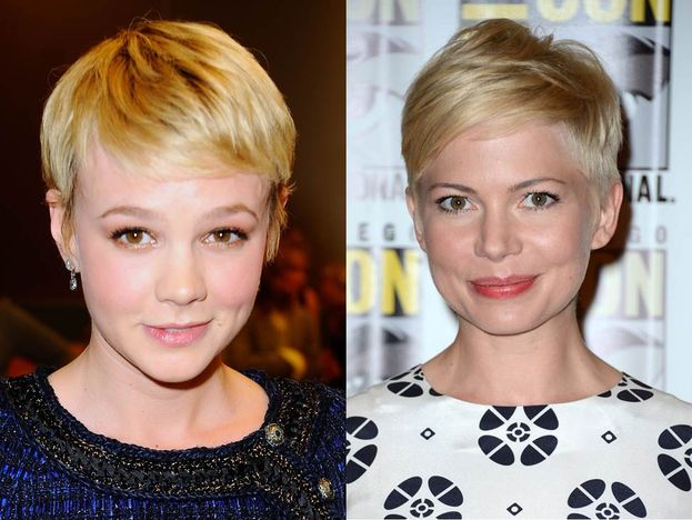 Carey Mulligan y Mcihelle Williams