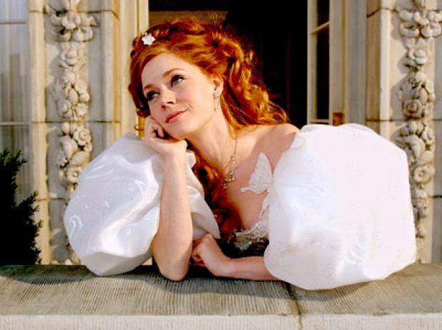 Moderna princesa Disney en 'ENCANTADA: LA HISTORIA DE GISELLE' (2007)