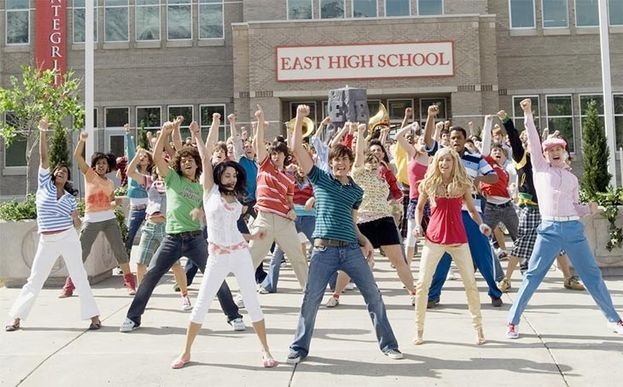 East High ('High School Musical')