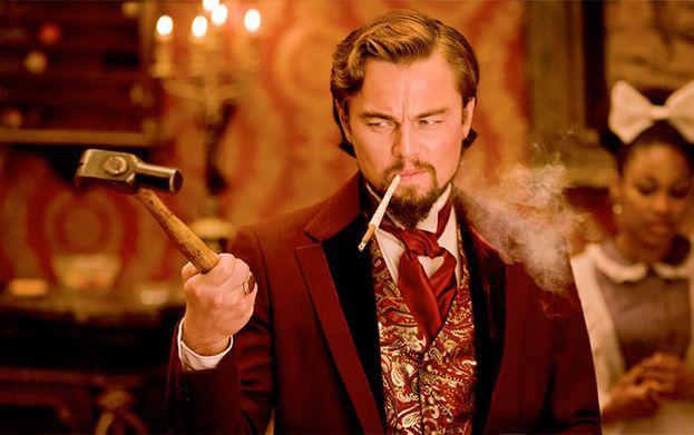 Leonardo DiCaprio en 'Django Desencadenado' (2012)