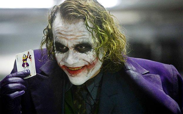 El Joker de Heath Ledger