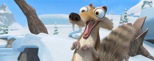 20 gifs de 'Ice Age' que nos dan fresquito