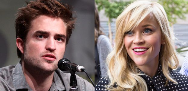7.- Robert Pattinson y Reese Witherspoon