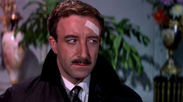 'El nuevo caso del inspector Clouseau' (1964)