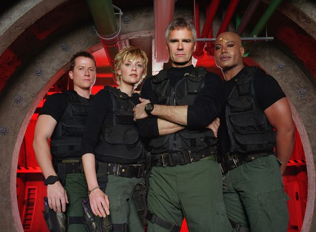 """Stargate SG-1""  (1997–2007)"