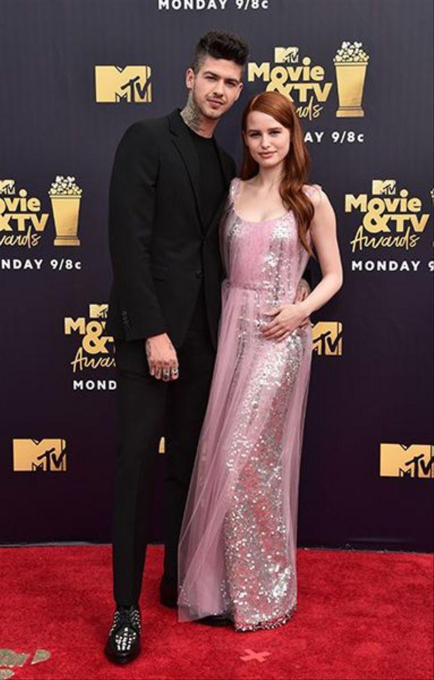 Travis Mills e Madelaine Petsch