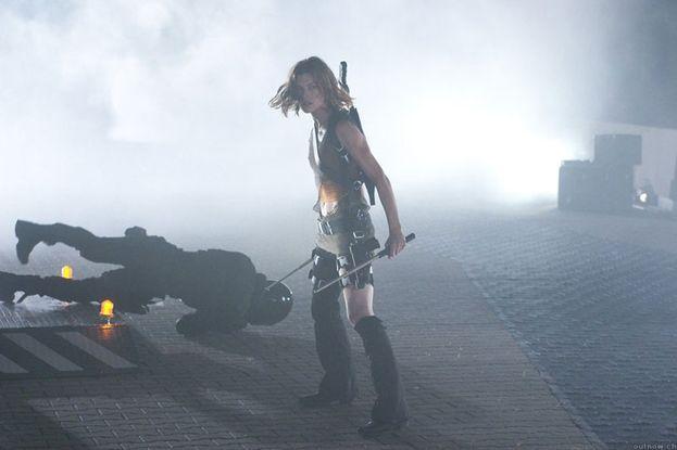 """""""Resident Evil: Apocalypse"""" (2004) - Alice"""