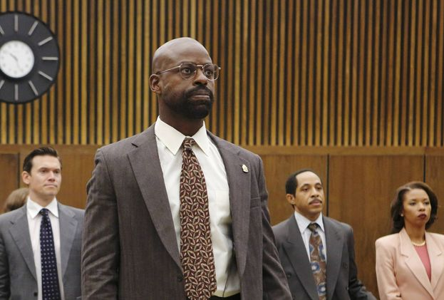 "Miglior attore non protagonista in una miniserie o film: Sterling K. Brown per ""The People v. O.J. Simpson: American Crime Story"""