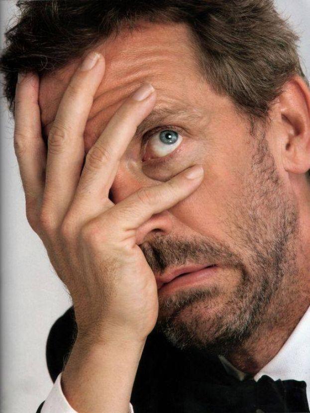Hugh Laurie: 1,89 m