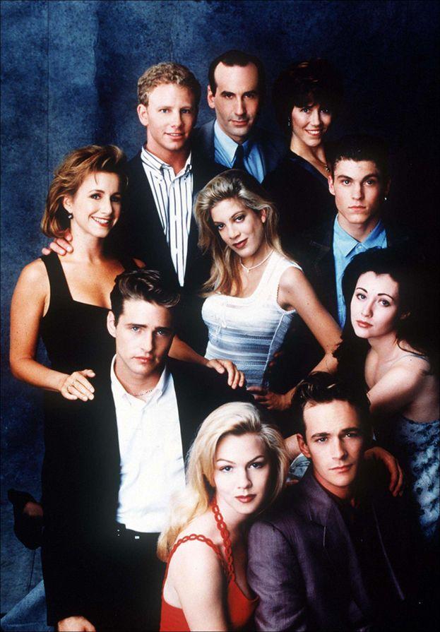"""Beverly Hills, 90210"" (1990–2000)"