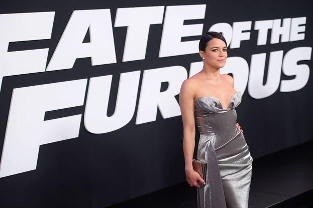 Michelle Rodriguez - Sindrome da deficit di attenzione e iperattività