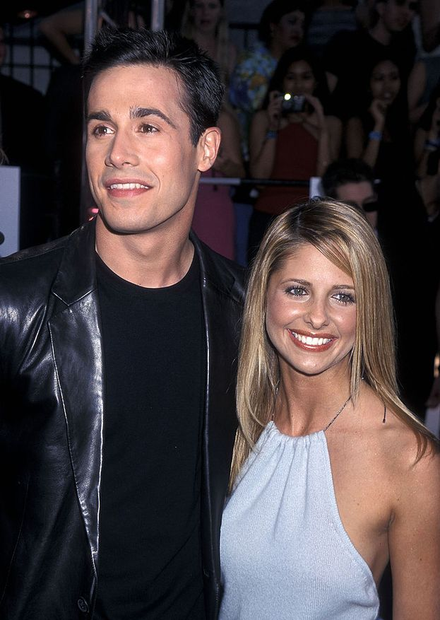 Sarah Michelle Gellar e Freddie Prinze Jr., sposati dal 2002