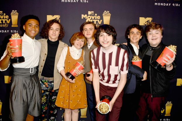 Il cast di It