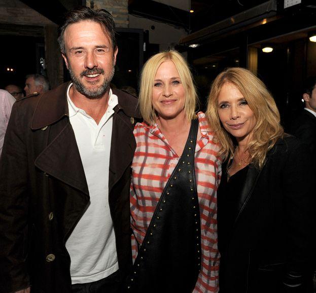 David e Patricia Arquette