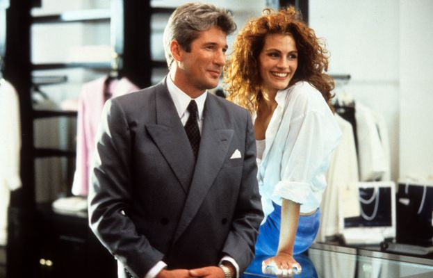 "Julia Roberts e Richard Gere - ""Pretty Woman"" (1990)"