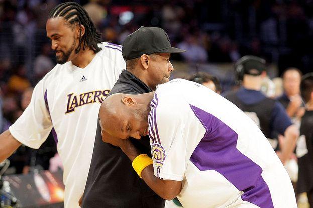 Denzel Washington - New York Yankees (baseball) e Los Angeles Lakers (basket)