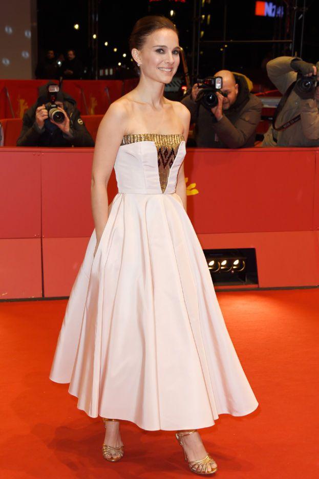 Natalie Portman: 1,60 m