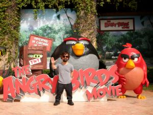 Angry Birds 2, il primo sguardo sneak peek al simpatico sequel