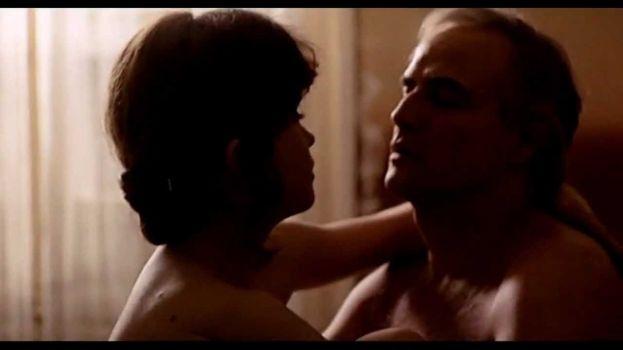 La scena di sesso tra Marlon Brando e Maria Schneider (Ultimo tango a Parigi)