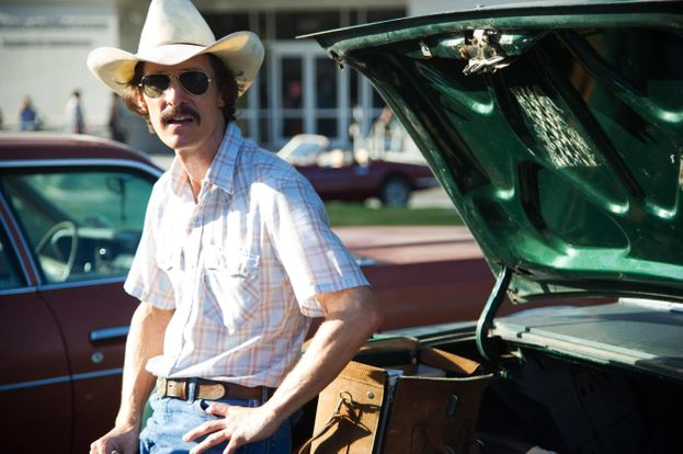 "Matthew McConaughey - ""Dallas Buyers Club"" (2013)"