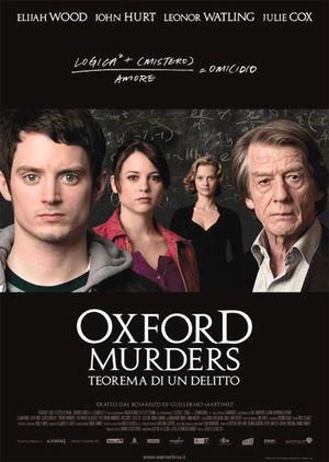 Oxford Murders - Teorema di un delitto