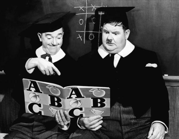 Oliver Hardy: 125 anni dalla nascita (18 gennaio 1892) e 60 anni dalla morte (7 agosto 1957)