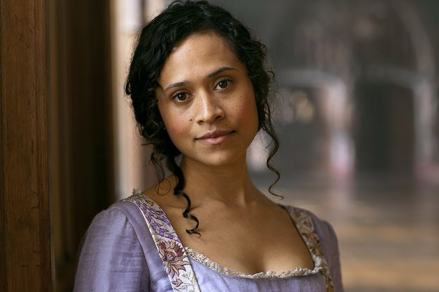 """Ginevra """"Gwen"""" (Angel Coulby)"""