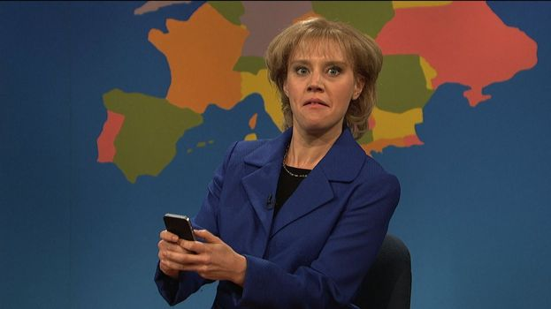 "Miglior attrice non protagonista in una serie commedia: Kate McKinnon per ""Saturday Night Live"""