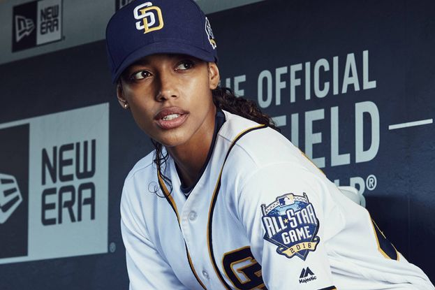 "Kylie Bunbury - ""Pitch"""