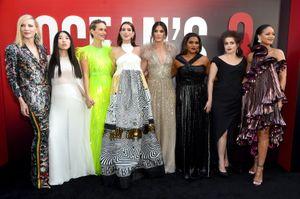 Ocean's 8: Bullock, Blanchett, Rihanna e le altre star sul red carpet