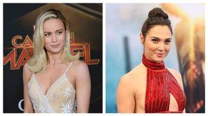 Brie Larson vs Gal Gadot: meglio Captain Marvel o Wonder Woman?