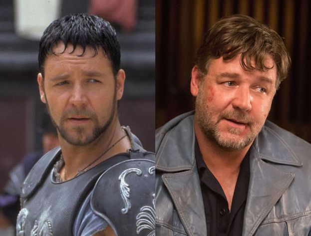 Russell Crowe, 2000 - 2016
