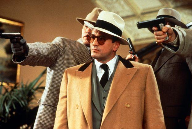 Al Capone (Robert De Niro)