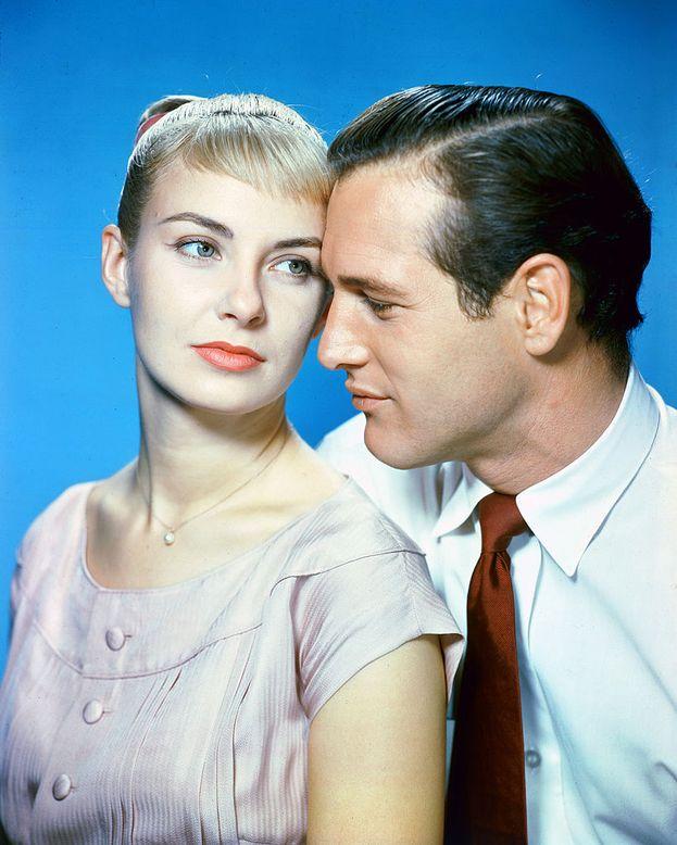 Paul Newman e Joanne Woodward, sposati dal 1958 al 2008 (anno della morte di Newman)