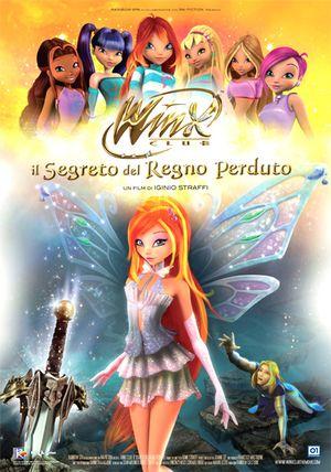 Winx il film - Il segreto del regno perduto