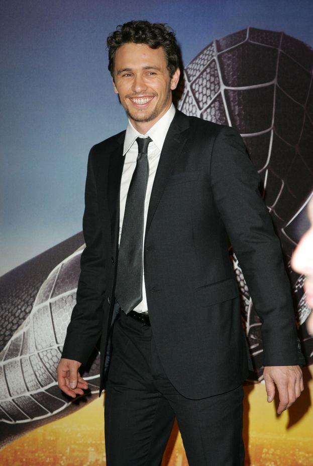 James Franco (Spider-Man, Spider-Man 2 e Spider-Man 3)