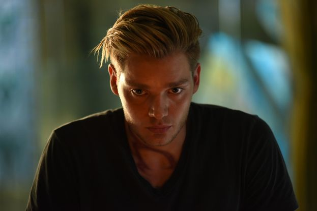 "Dominic Sherwood - ""Shadowhunters"""