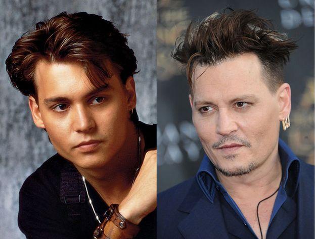 Johnny Depp, 1987 - 2016