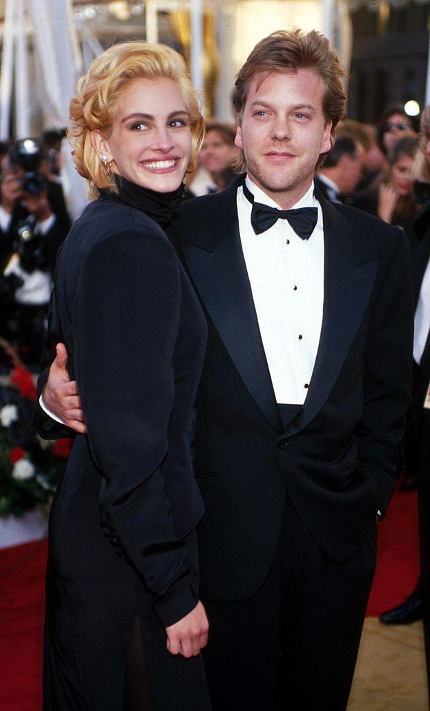 Julia Roberts e Kiefer Sutherland, 1990-1991