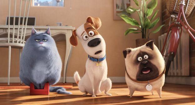 """13. """"Pets - Vita da animali"""" - 875,5 milioni di dollari"""