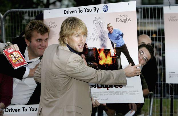 "Owen Wilson - ""Tu, io e Dupree"" (2006)"