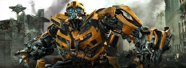 """3. """"Transformers 3"""" - 1,124 miliardi di dollari"""