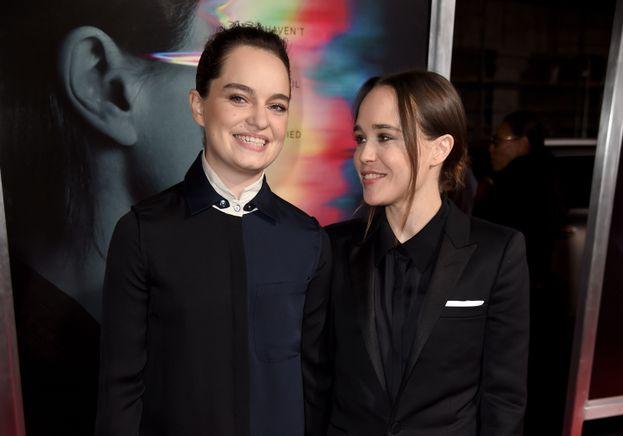 Emma Portner ed Ellen Page
