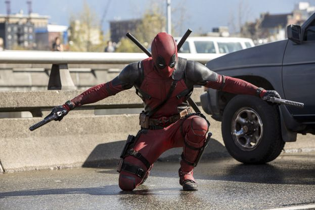 Film - 1. Deadpool