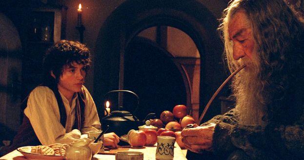 """La saga de """"Il Signore degli anelli"""" (2001-2003)"""