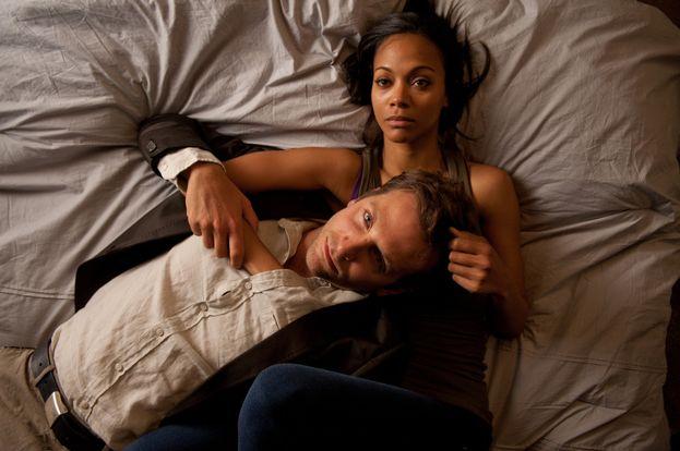 Zoe Saldana e Bradley Cooper