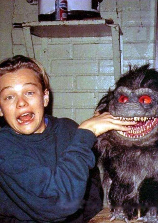 "Leonardo DiCaprio - ""Critters 3"" (1991)"