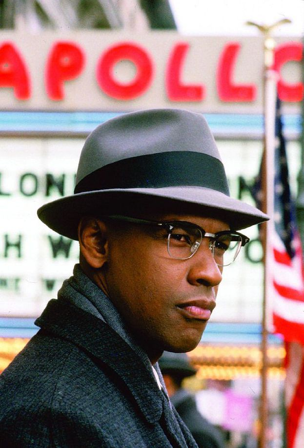 """Malcolm X"" (1992)"