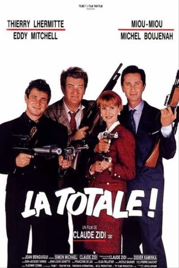 """""""La totale!"""", Francia - 1991"""